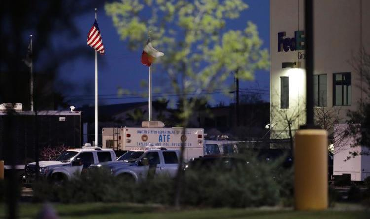 Blast at San Antonio FedEx could be linked to Austin bombings 1