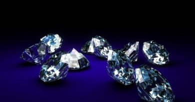 Scientists Find Ultra-Rare Ice-VII on Earth for the First Time Inside Diamonds 1