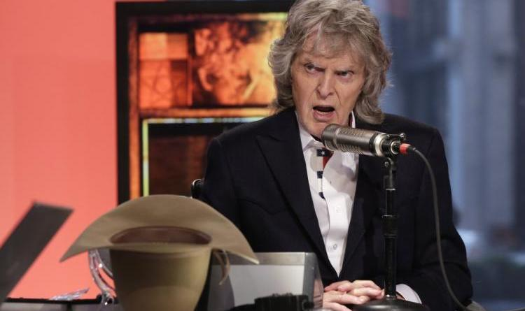 Don Imus retires after 50 years of radio, pats himself on back 25