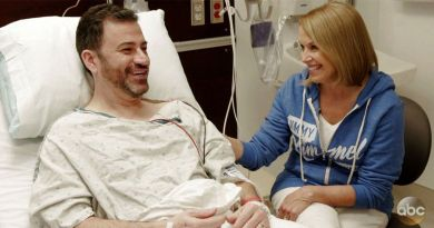Watch Jimmy Kimmel Get His First Colonoscopy with Some Help from Katie Couric 4