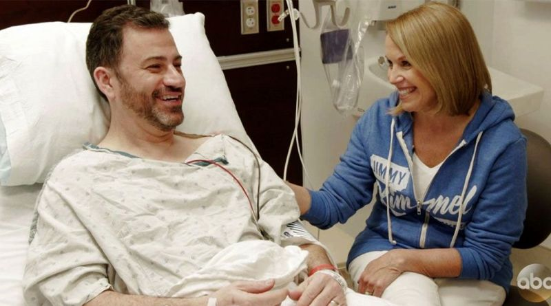 Watch Jimmy Kimmel Get His First Colonoscopy with Some Help from Katie Couric 9