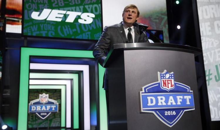 Jets trade with Colts to move up to No. 3 overall in NFL draft 5