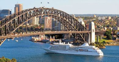 This Around-the-World Cruise Takes You to 32 Countries and All 7 Continents 4
