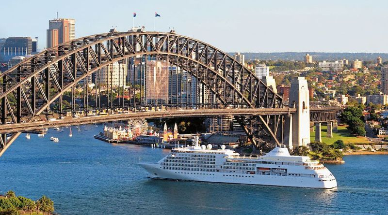 This Around-the-World Cruise Takes You to 32 Countries and All 7 Continents 7
