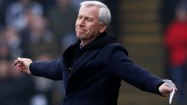 Hard to see a route back to management for Pardew - Wright 7