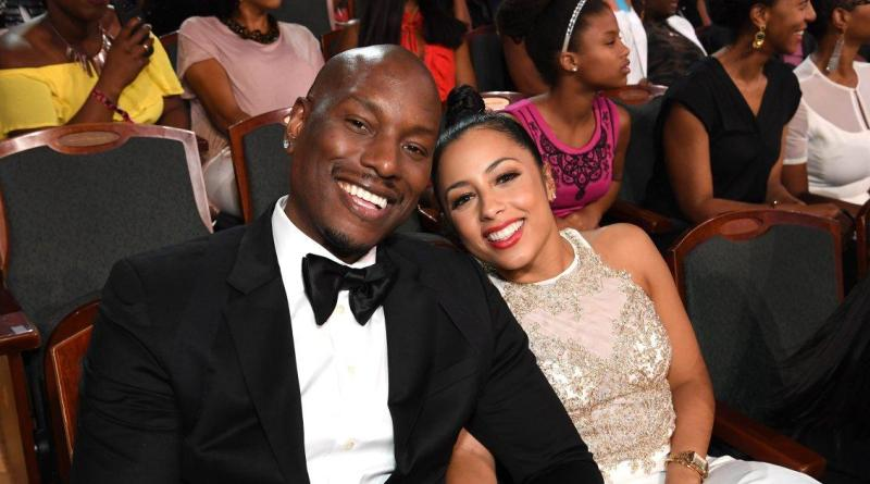 Tyrese Gibson, wife Samantha expecting a baby girl 3