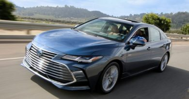 2019 Toyota Avalon Review: Breathing Life Into the Sedan Segment 2