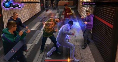 Yakuza 6 Looks Great, Except For All Those Damn Jaggies 4