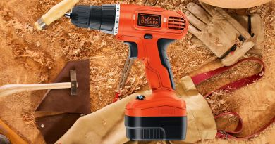 This Black and Decker Cordless Drill Is 50 Percent Off Today 3