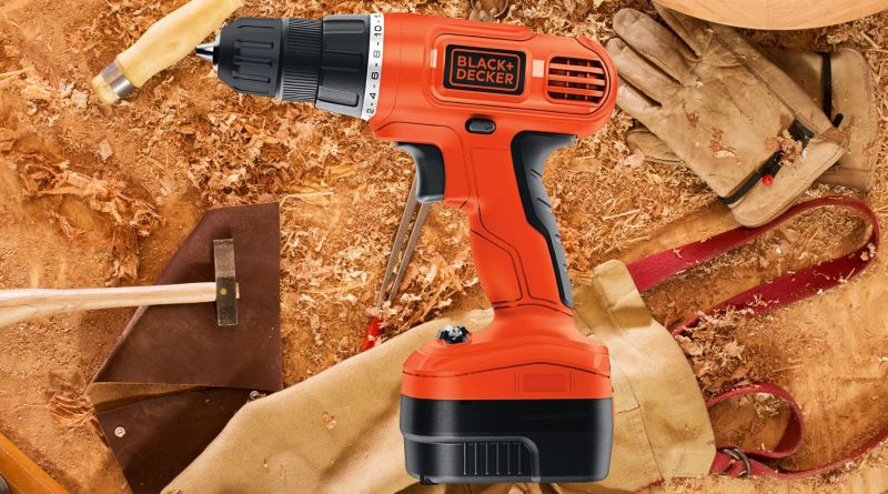This Black and Decker Cordless Drill Is 50 Percent Off Today 11