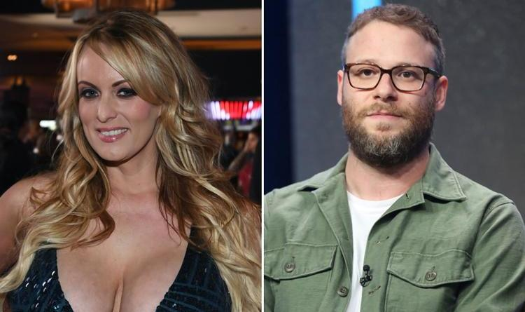 Seth Rogen says Stormy Daniels told him about Trump affair 8