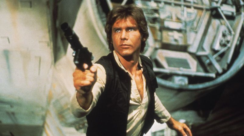 Han Solo's Iconic Blaster from Star Wars Is Going Up for Auction 5