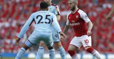 I could have made an impact in Russia - Wilshere 3