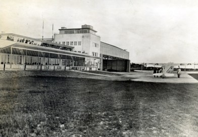 Manchester Airport unveils plans for 80th anniversary celebration