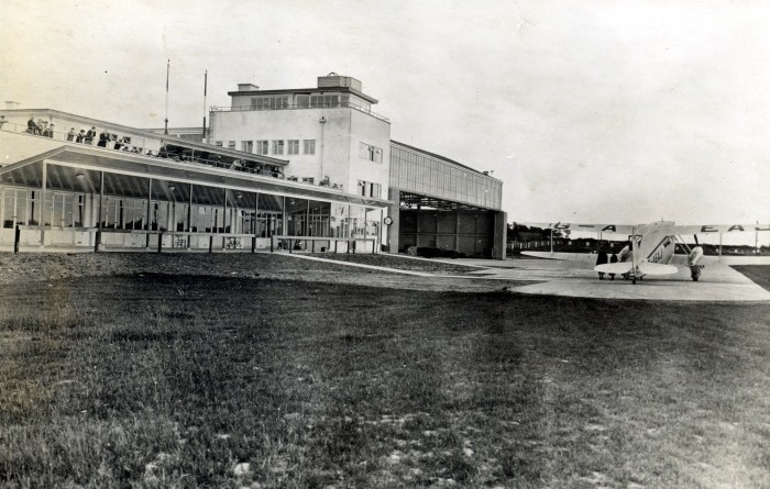 Manchester Airport unveils plans for 80th anniversary celebration 1