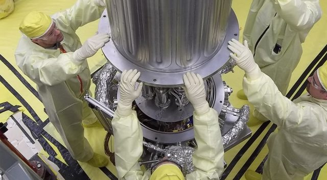 NASA Successfully Tests Nuclear Reactor to Power Future Missions 4