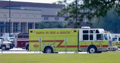 Santa Fe High Students Describe the Horrific Scene During Today's School Shooting 2
