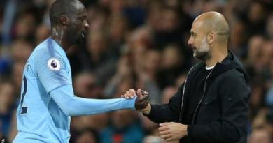 Guardiola often has problem with Africans - Toure 2
