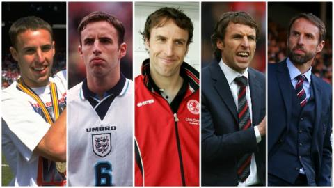 'I told him to be a travel agent' - Southgate, by those who know him best 6