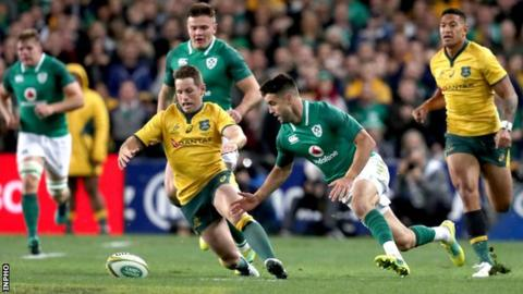 Ireland hold on to seal first series win in Australia for 39 years 11