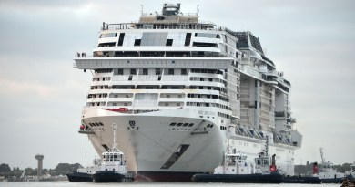 MSC Cruises signs deal for fifth Meraviglia ship with STX France 1