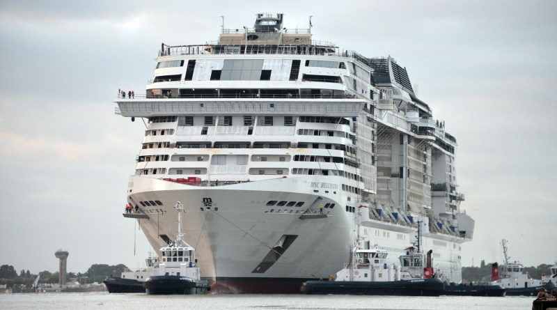 MSC Cruises signs deal for fifth Meraviglia ship with STX France 12