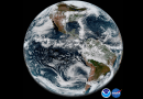 A Weather Satellite Just Beamed Down Absolutely Gorgeous Photos of Earth
