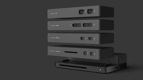 You Can Play All Your Favorite Retro Video Games on This Single System 4