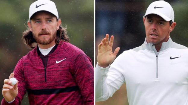 The Open 2018: Tommy Fleetwood and Rory McIlroy in contention 13