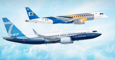 Embraer signs strategic partnership with Boeing 3