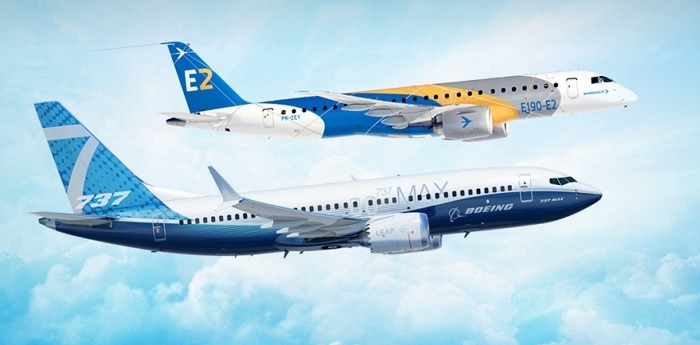 Embraer signs strategic partnership with Boeing 5