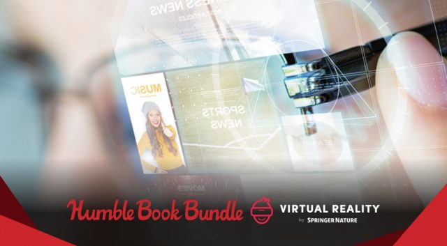 ET Deals: Jump Into VR Development with the Humble Book Bundle 5