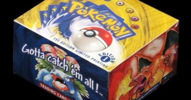 Someone Paid $56,000 for an Unopened Box of 1999 Pokémon Cards 2