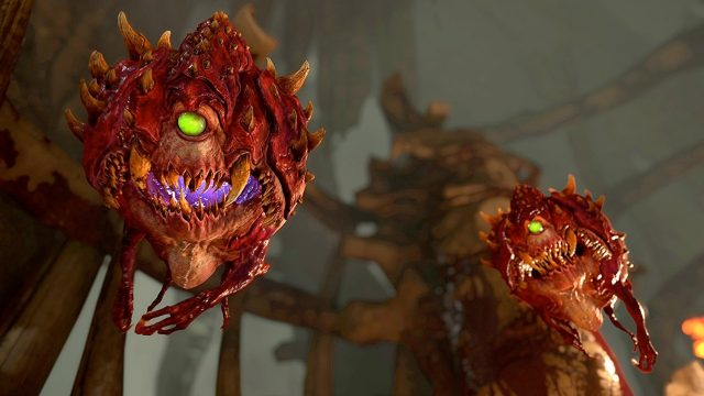 Doom Eternal Introduces idTech 7, Player Invasions, Slaughtering Good Fun 4