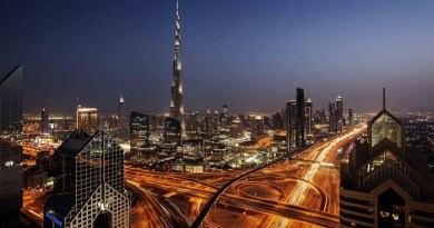 Dubai arrivals trajectory continues upward trend in early 2018 4