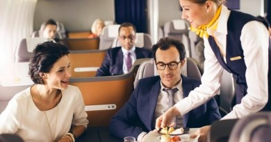 Lufthansa Group sees passenger numbers hit record highs in early 2018 3