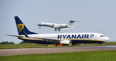 Ryanair to add six routes from Luton over winter season 2