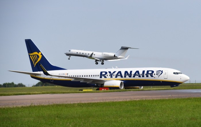 Ryanair to add six routes from Luton over winter season 7