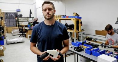 Cody Wilson Feels an Obligation to His 3D-Printed Guns—But Not Those Who May Die Because of Them 2