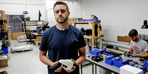 Cody Wilson Feels an Obligation to His 3D-Printed Guns—But Not Those Who May Die Because of Them 3