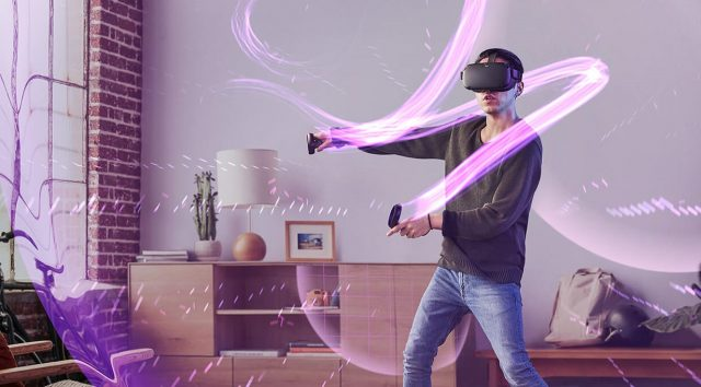 Oculus Announces New Quest Standalone VR Headset at $399 9