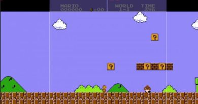 See NES Games In a New Light Via wideNES 3