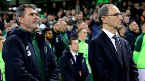 Martin O'Neill and Roy Keane leave Republic of Ireland roles 7