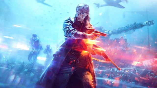Battlefield V Won't Support Nvidia's DXR at Launch 2