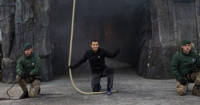 Bear Grylls Adventure attraction opens in Birmingham 1
