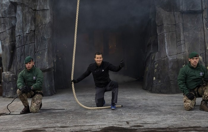 Bear Grylls Adventure attraction opens in Birmingham 5