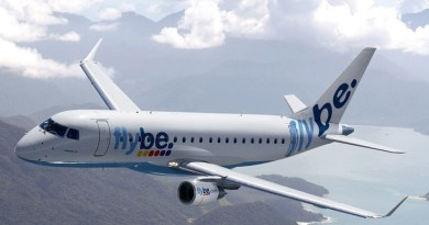 Virgin Atlantic 'reviewing its options' with Flybe 3