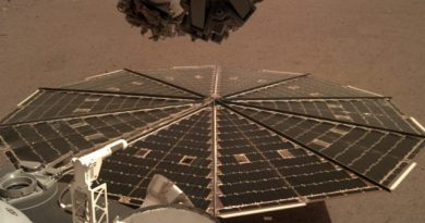 InSight Lander Records the Sound of Martian Wind 2