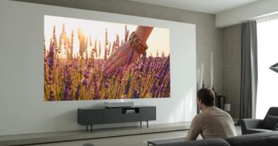 LG's New Laser Projector Works Just 2 Inches Away From Your Wall 3