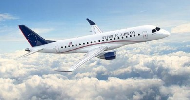 Republic Airways finalises US$4.7b order with Embraer 4